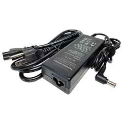 AC adapter for Sony Vaio VGN-Z Series Laptops 19.5V-4.7A 6.0mm-4.4mm -Middle Pin VGP-AC19V31 VGP-AC19V46 VGP-AC19V10