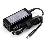 AC adapter for Dell laptops 19.5v, 65 watts 3.34A, 3.0mm - 4.5mm