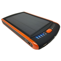Xtend Universal External Portable Solar Battery Pack for Laptop Tablet and Cell phones