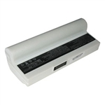 Battery for ASUS Eee PC 1000HA 1000HD 1000HE 1000XP 1002HA NetBook White Battery AL23901  AL23-901  AL23-901H  AL24-1000 870AAQ159571 90-OA001B2200