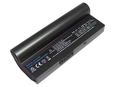 Lmdtk white laptop battery for asus eee pc 901 904 904hd 1000.
