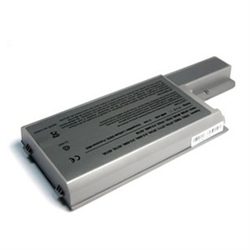 Dell Latitude D820 6 Cell Laptop Battery 451-10308, 312-0393, 312-0394, 312-0401, 312-0402, 451-10309 , 451-10326, 451-10327, CF623, CF704, CF711 , DF192, DF249 , XD739, YD623, YD626