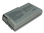 Dell Latitude 600m 6 Cell Laptop Battery 312-0090, 451-10133, 9X821, 312-0068, 312-0084, 4M983, 3R305, BAT1194, 1X793, 315-0084