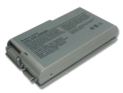 Dell Latitude D505 6 Cell Laptop Battery 312-0090, 451-10133, 9X821, 312-0068, 312-0084, 4M983, 3R305, BAT1194, 1X793, 315-0084