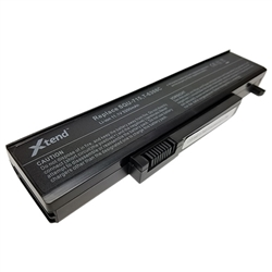 SQU-715 Battery for Gateway MG-1, T, P and M Series Laptops