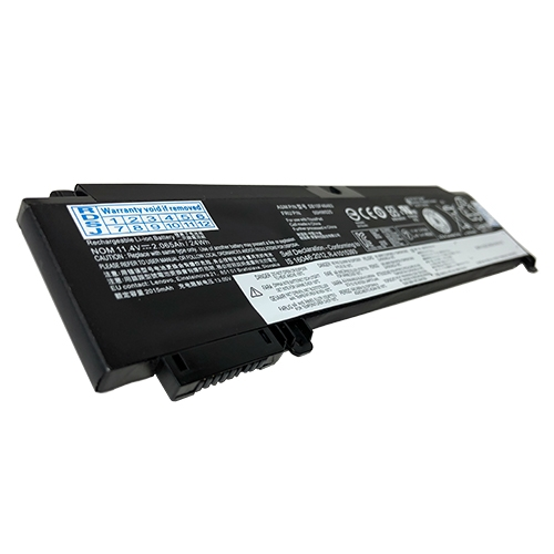 Lenovo ThinkPad T460s and T470s Battery (Rear)