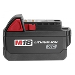 Milwaukee 0880-20 Battery