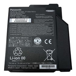 Panasonic ToughBook CF-31 CF-52 Secondary Media Bay Battery