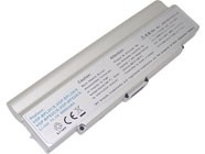 Sony Vaio VGP-BPL2 VGP-BPL2C Laptop Battery-Silver