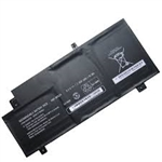 Battery for Sony VGP-BPS34 battery